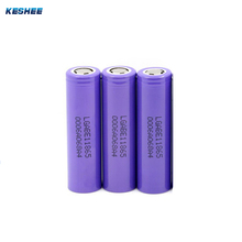 Original 18650E1 3.7V 18650 3200mAh Rechargeable Lithium Ion Battery