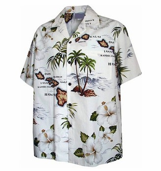 alibaba cheap wholesale 100% polyester plain mens hawaiian shirts