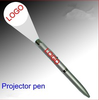 2 in 1 multi founctional projector pen , Advertising Promotion ball Pens