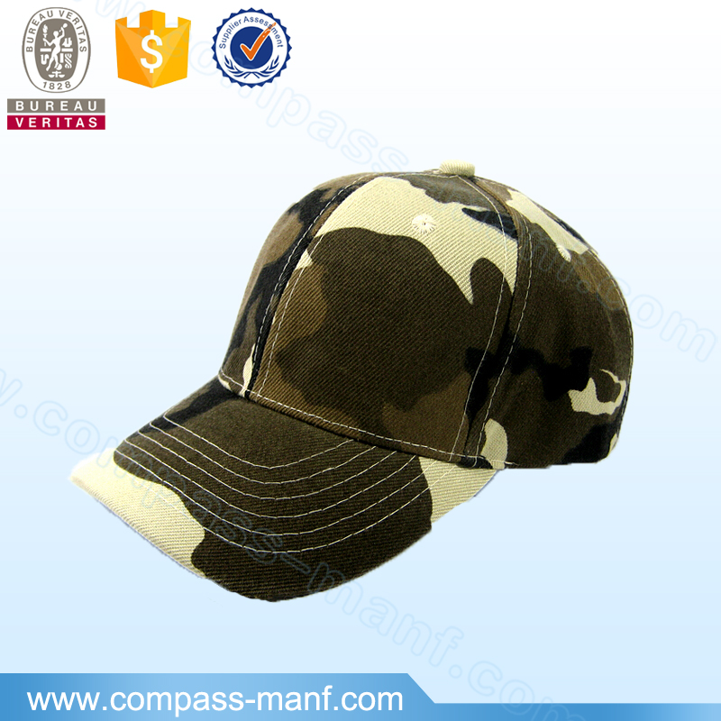 Green cow camoflage tactical operator military training baseball cap