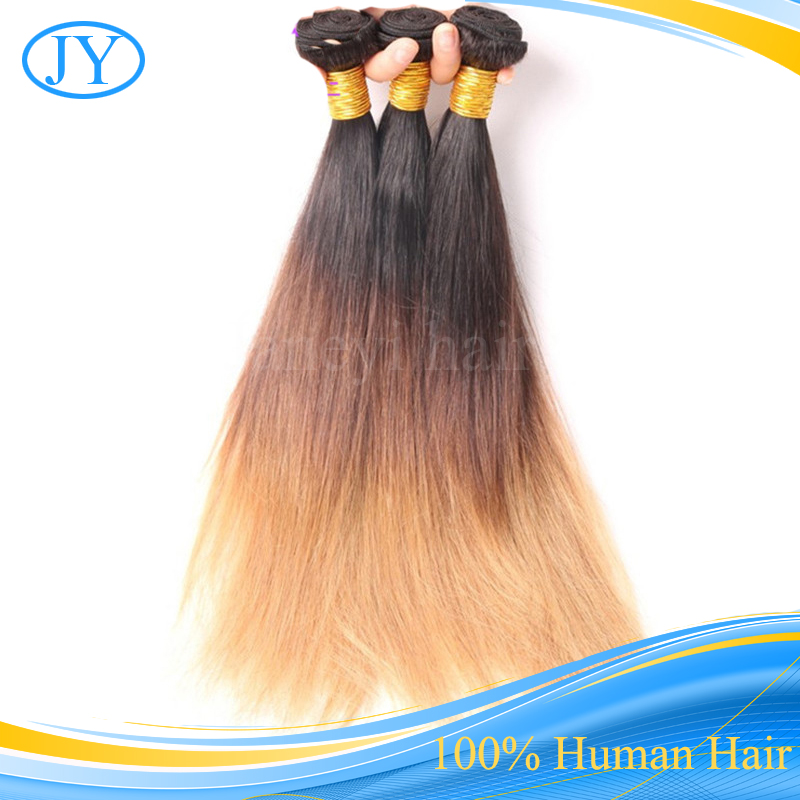 Brazilian Ombre Straight Hair Extension Wholesale Short Hair Products Cuts From Black Human