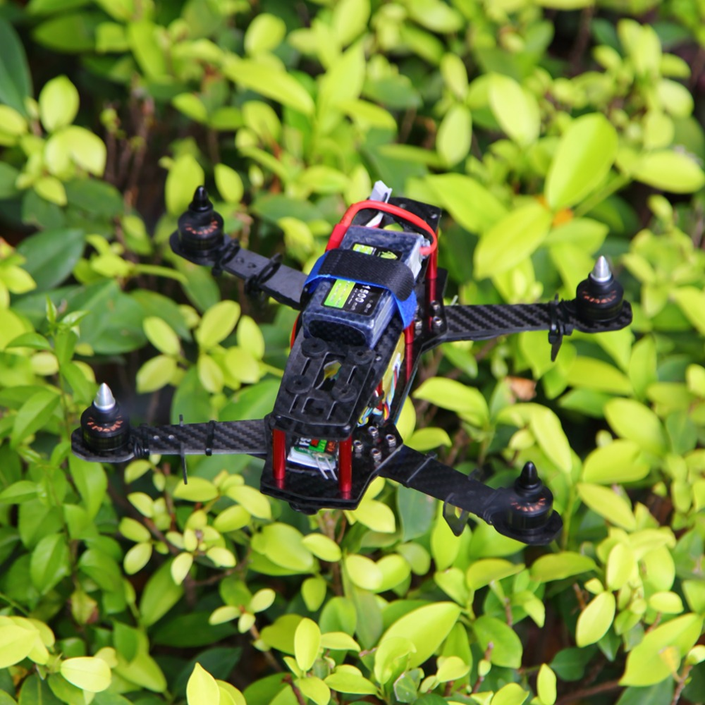Ocday Carbon Fiber Mini 250 Quadcopter Frame Racing Drone RTF Ready to Fly