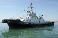 Shipyard Build tug boat in China