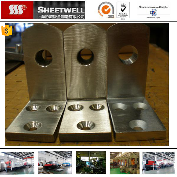 custom design/engineering work and OEM service sheet metal parts