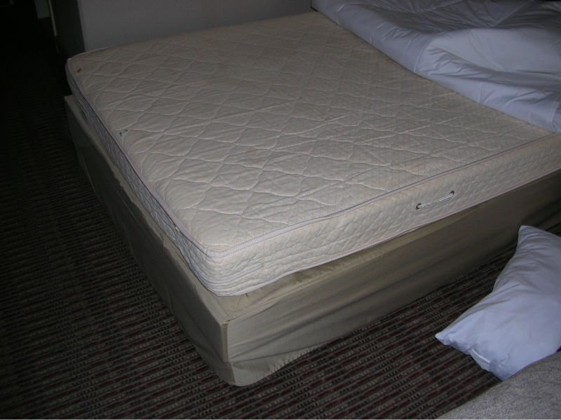 used Boxspringbed for Hotel