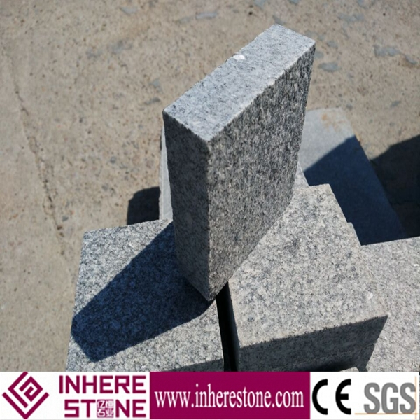 cheap grey granite paving stone