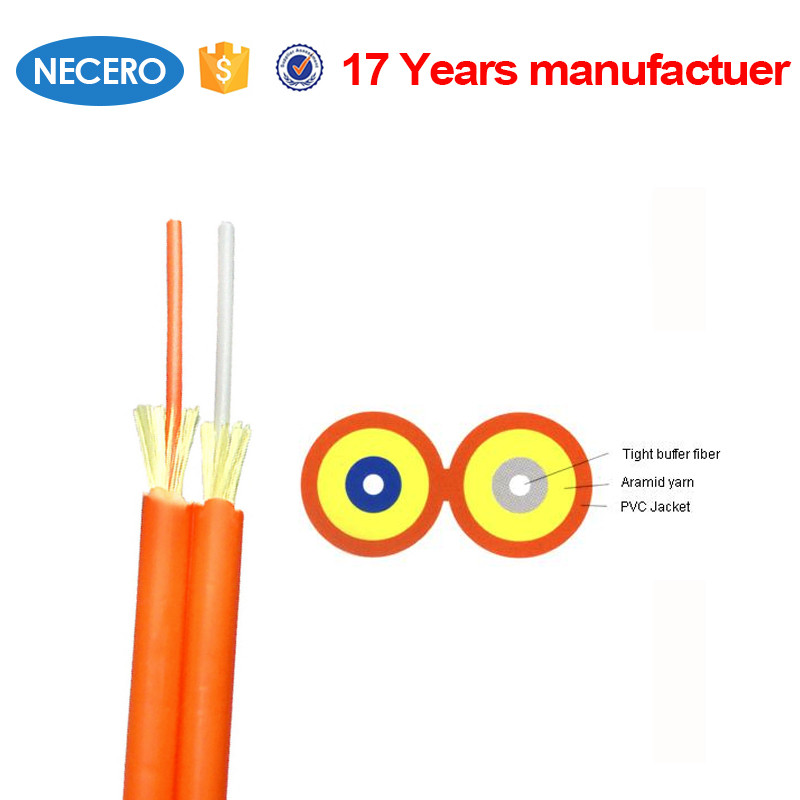 Good Transmission Aerial Good Protection Premade Fiber Optic Cable