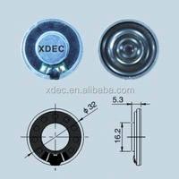 alibaba gold supplier 8 ohm 0.5 watt amplifier mylar speaker