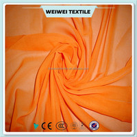 China manufacturer 100% polyester voile for scarf fabric