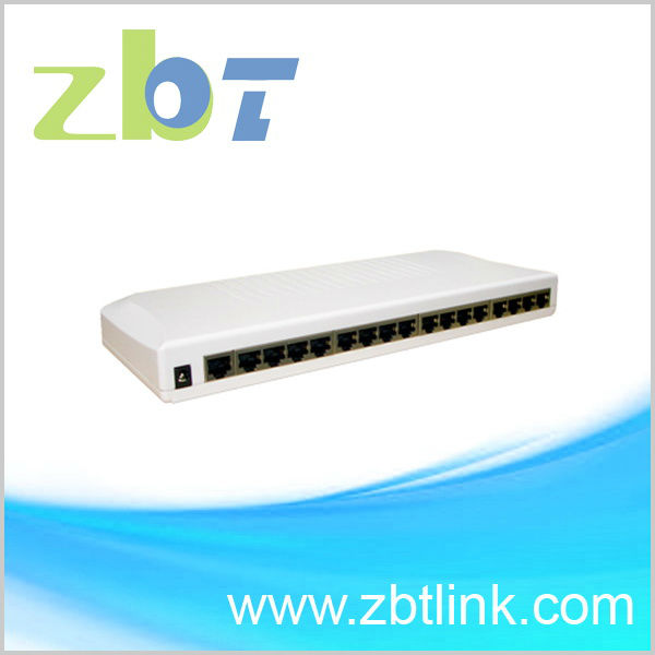 16 Ports 10/100M Fast Ethernet Switch