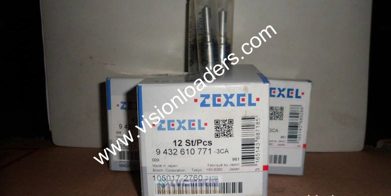 Bosch Genuine parts, zexel 9 432 610 771, DLLA155PN276 injector nozzle for sale