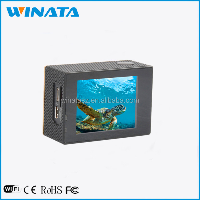 New EX5000 WIFI 14MP FHD Sports Action Camera waterproof
