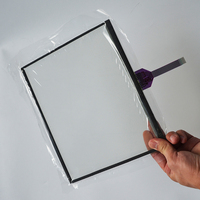 12 inches 8-wire resistive touch screen panel G26 G27