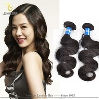 Youth Fly Feeling Healthy unprocessed 5a body wave double weft virgin brazil