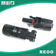 REOO Rated Current 30A Solar Cable Connector for 2.5/4/6/10mm PV Cables