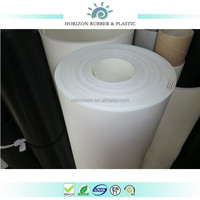 Factory price Horizon high density white pe foam(xpe/ixpe foam) rolls with PET film