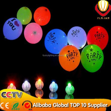 Alibaba new item LED mini party light balloon light for wedding decoration