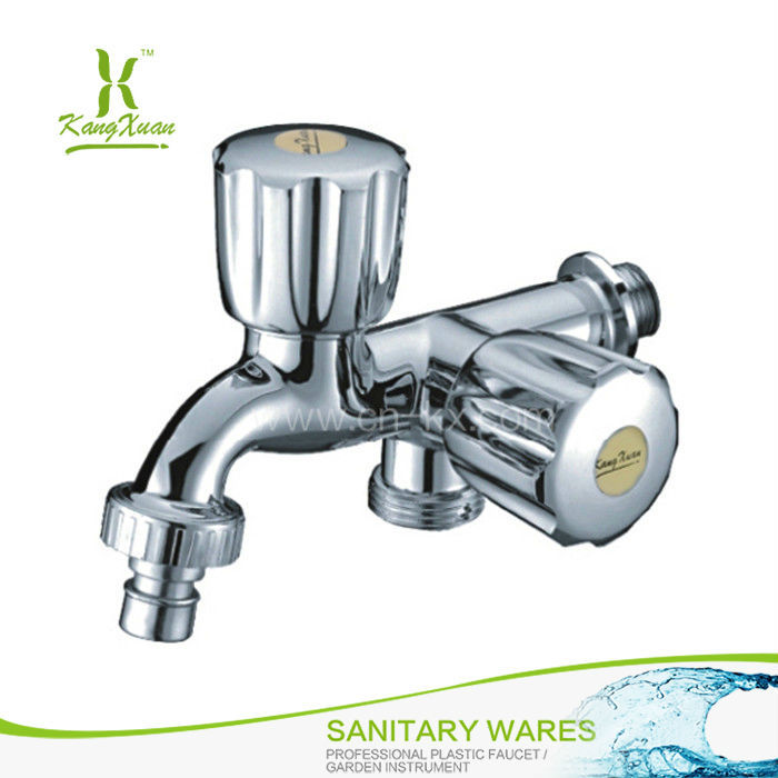 New Design Plastic Water Tap Double