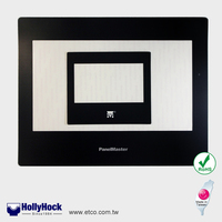 HH1091 New Design OEM PC AG/AR/Hard Coating/Brush for Wistron Panel Lens