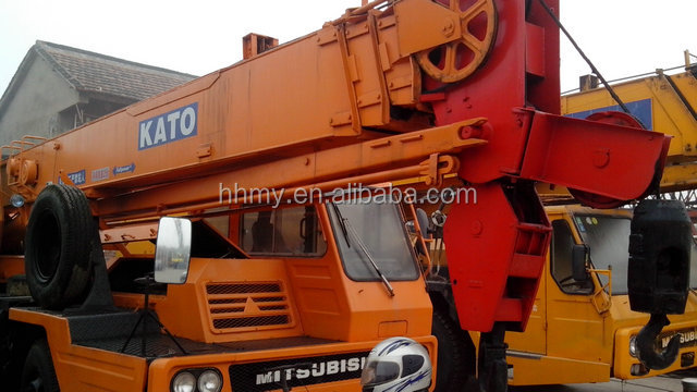 KATO NK400E 40 ton NK1200E 120 ton isuzu crane <strong>truck</strong> Sell at a low price