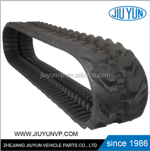 China manufacturer rubber track conversion system rubber track drive system,mini rubber track carrier for excavator