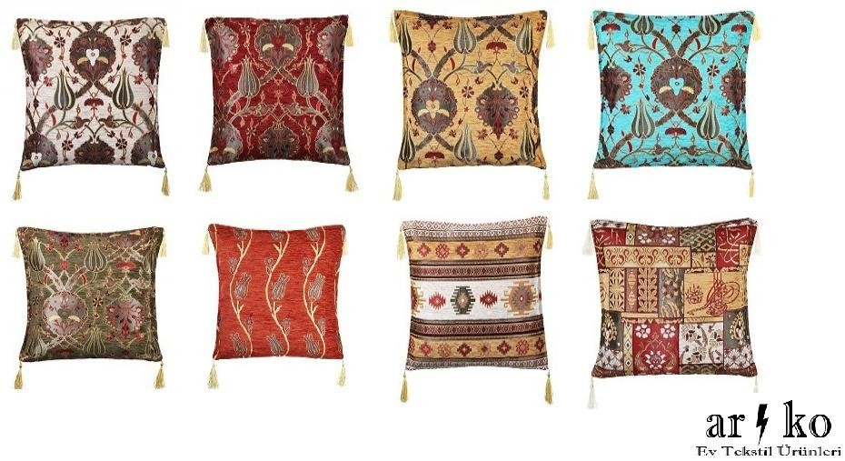 Cushion Cover - Turkish Design