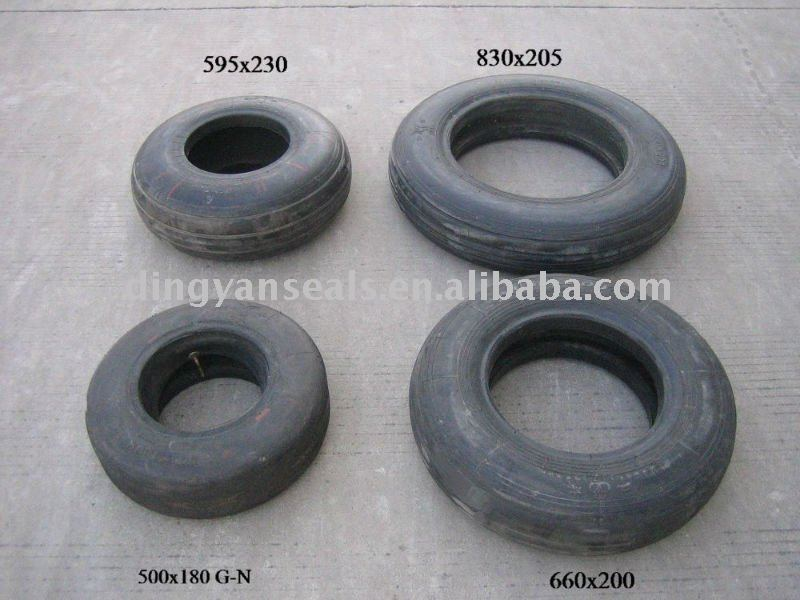 Second hand Aircraft Tire