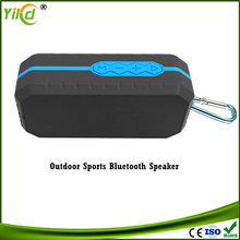 2016 Stereo Hot Selling Rechargeable Water Resistant Bluetooth Speaker Manufacturer From China