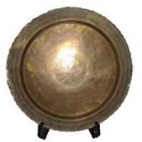 Brass Plate Wall Hanging