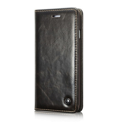 CaseMe Leather Phone case for iPhone 6plus, For iPhone 6plus Stand Case