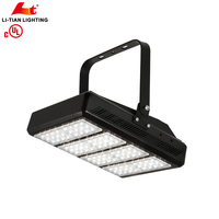 High power outdoor IP66 100w 150w 200w 300w 400w led tunnel light