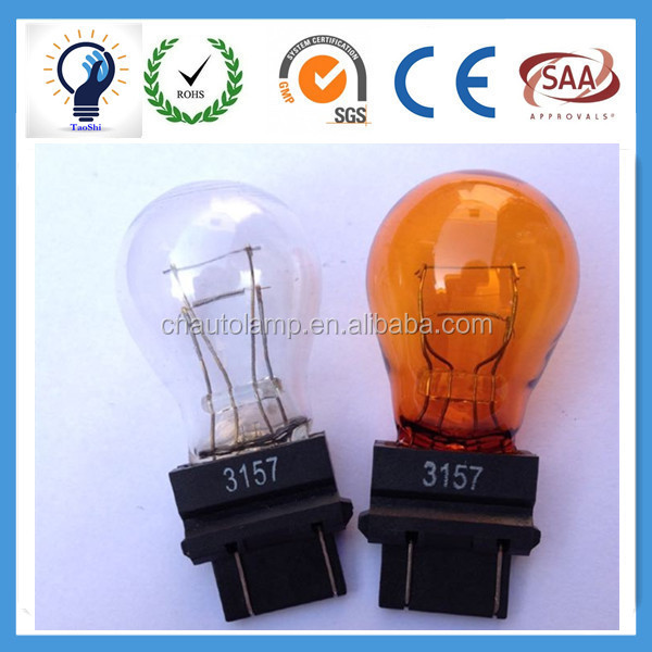 Energy saving halogen auto bulb 3156 3157