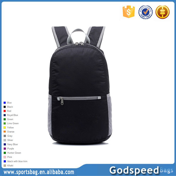 Factory sales one day travel bag,polo sport bag,sport backpack