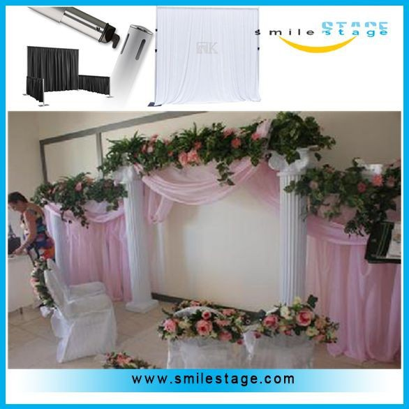 High quality wedding backdrop stand on sale