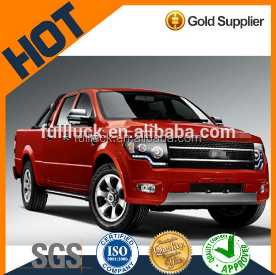 low price 4x4 diesel China mini pickup truck for sale