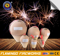 With CE certificate 2 -6 inch fireworks display shells