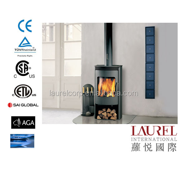 prity wood burning stove with oven
