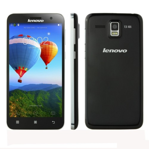 Original Lenovo A808T 5.0 inch IPS Screen Android OS 4.4 Smart Phone, MTK6592 Octa Core 1.7GHz, ROM: 16GB, RAM: 2GB, Support Blu