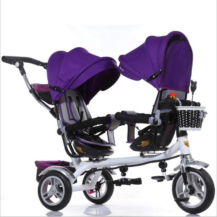 baby double trike for kids baby trikes from 6 months
