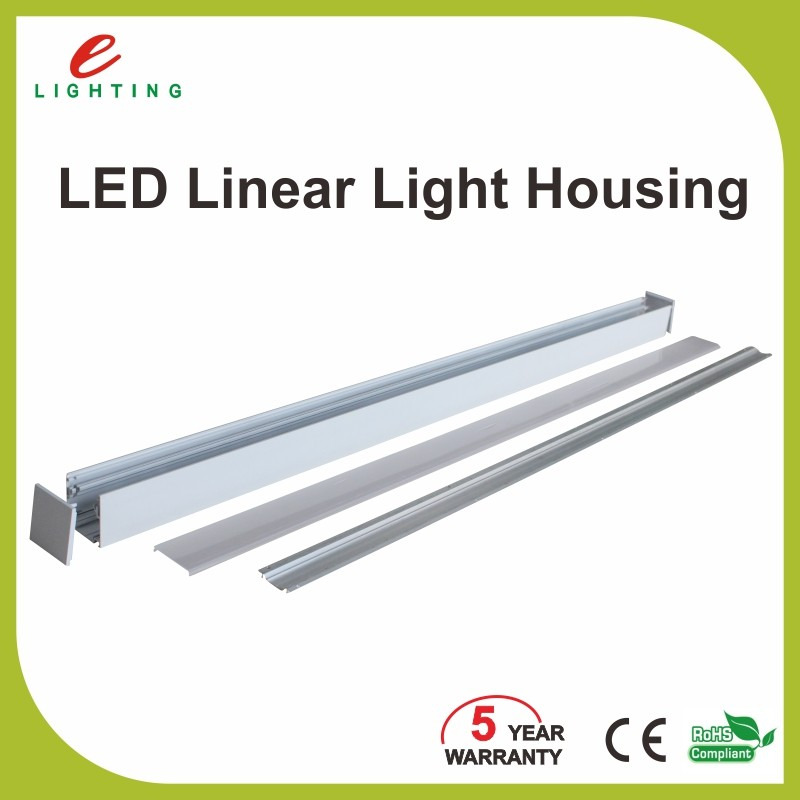 Batten Linear Light LED Aluminum Profile