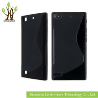 High quality 8 colors For BlackBerry Z3 BB Z3 Soft TPU Gel S line Skin Cover Case Free Shipping