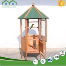 Hot Sale Wooden Bird House Antique Hanging Bird Cages