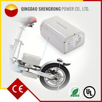 Battery Manufacturer Customize 24v 10ah Electric Scooter Bike Lithium Battery