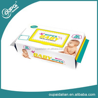 Gentle Nonirritating Baby Wet Wipe
