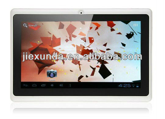7 inch android 4.2 action Q88 ATM7021 1.0G 512MB 4GB upgrade HDMI tablet pc