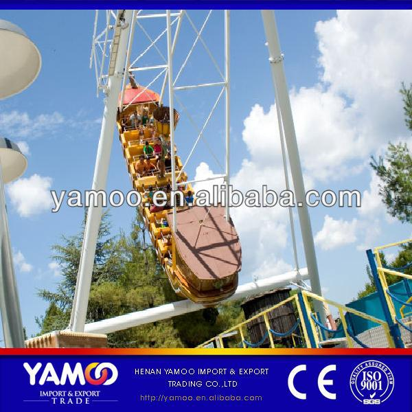new extreme amusement ride beautiful outdoor game pirate ship for sale