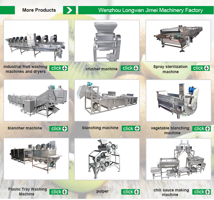 Easy operation Dried Date Palm Washing and Drying Dates processing machinery