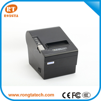 POS Thermal Receipt Printer Both Support 58mm and 80mm paper