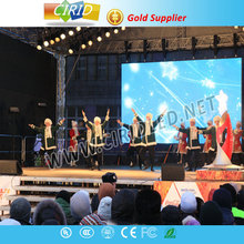 Outdoor commercial led display fixed/rental installation P16 mm giant led screen