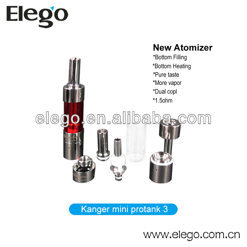 Newest Original Kanger mini protank 3 Cartomizer with 1.5ohm Dual Coils in stock now